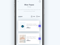 Product Listing Page - Ecommerce