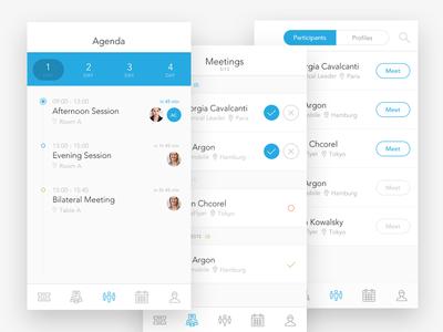 AppConnecting - iOS