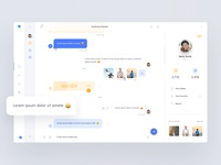Chat/Messenger - Web App