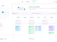 Schedule visual calendar 2 2x