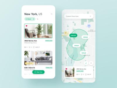 Real Estate - Mobile