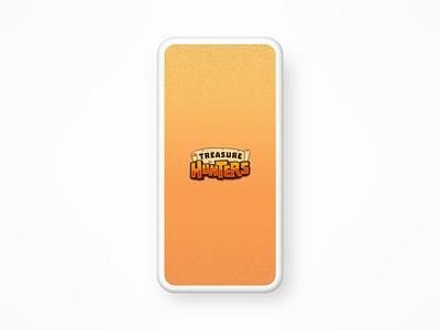 Treasure Hunters Mobile Game graphic design illustration vector icon illustrator mobile game mobile app hunters treasure ui ux checkpoint mobile game map invision studio invision