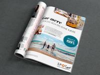 Skøn Magazine ad July