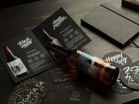 Dogma Brewery Branding