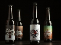 Dogma Brewery Branding. label design