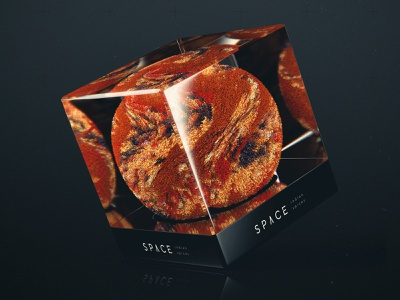 Space By Unblvbl packagingdesign concept packaging