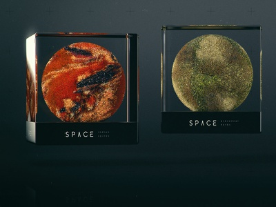 Space By Unblvbl 02 design unblvbl branding packagingdesign packaging