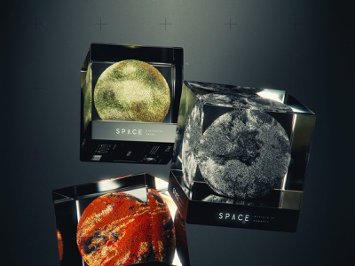 Space By Unblvbl 10 packagingdesign packaging