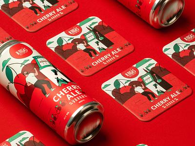 Varka. Craft Beer Design vector illustration design beer brandingdesign unblvbl packagingdesign packaging branding