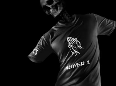 Rise. T-shirt print