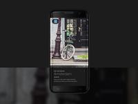 Follow the photo App