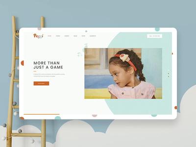 Peggi - Multipurpose Children Theme