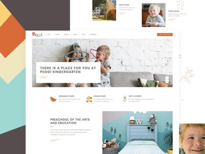 Peggi - Kindergarten home