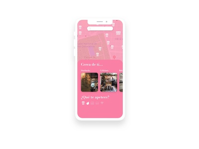 Coffee app app home icon starbucks coffee shop pink ui design ux design design uxui ux ui coffee