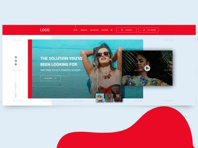 Multipurpose Web Banner   Slider