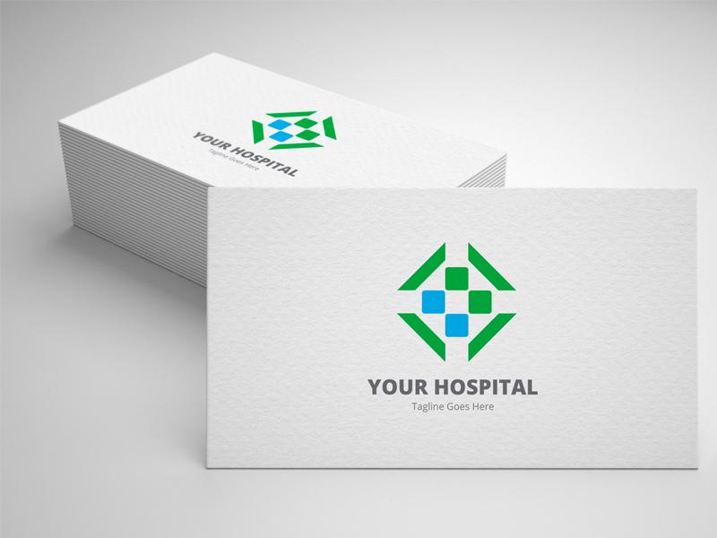 Hospital Logo organization meditation medicine medical hospital health check health center health doctors clinic medical logo hospital logo