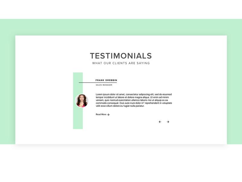 Testimonial testimonials concept testimonial ui feedback testimonials testimonial