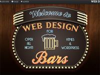 Webdesignforbars V2