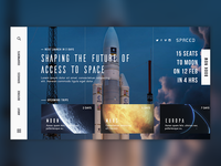 SPACED Landing Page