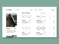 Eye Wear Shoping Website.