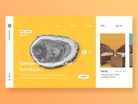 Furniture Website.