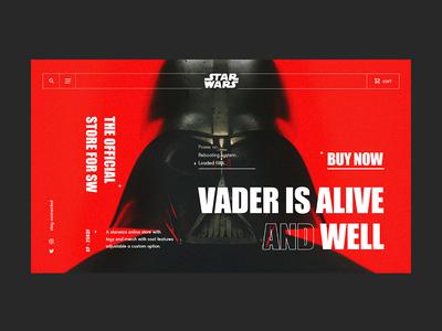 Star Wars Online Store