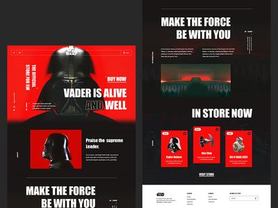 Star Wars Homepage