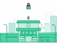 Illustration- eCommerce website