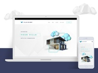Responsive Design- Villas On Rent