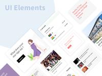 News Portal UI Design