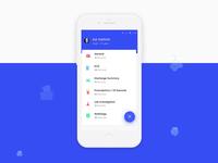 Healtech App Interface