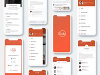 Mobile screens- Incubator platform