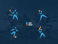 Sporttech Illustrations