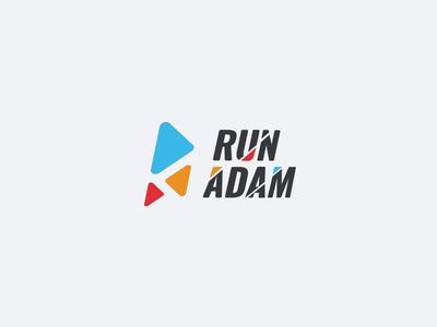 Logo Animation- RunAdam