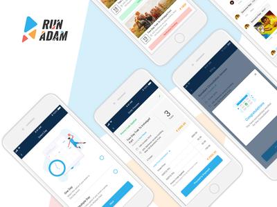Mobile Design- Sportstech