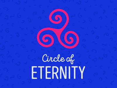 Circle Of Eternity Dribbble
