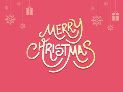 Merry Christmas holiday festival christmas merry xmas merrychristmas uxui design ui design animation illustration