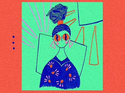 ◈ colored colors draw pen illustration