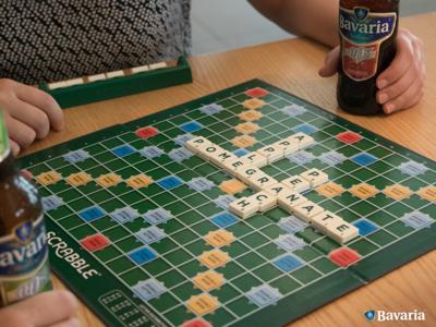 Bavaria Scrabble Facebook Post