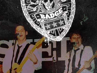 Badge artwork badge band