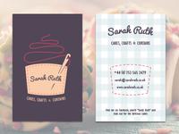 Sarah Ruth Business Card