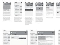 Lofi Web App Proposal