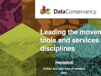 DataConservancy Website