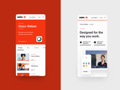 Extension dashboard page visual design ux typography design ui