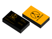 TP Lawn & Landscaping Business Cards