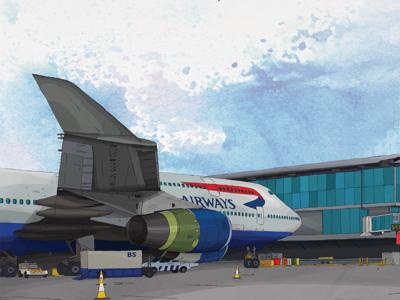 Plane Finished