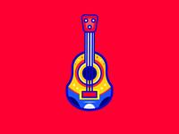 Colombian Carnival - La Guitarra