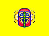 Colombian Carnival - La Marimonda