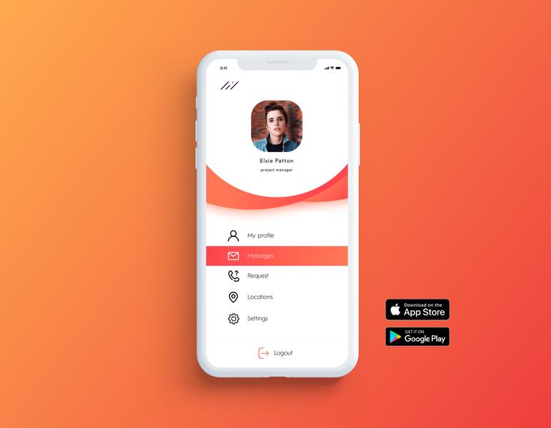Soci App application mobile app design app design ui design mobile app mobile ui ui