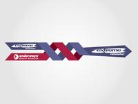 Extreme/Enterasys Acquisition Ribbon